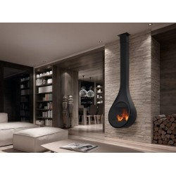 Chimenea Rocal Drop Frontal