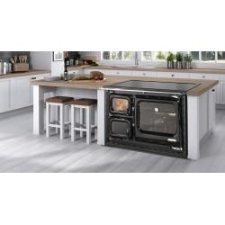 La mejor colecci n de cocinas de le a del cat logo de for Cocinas hergom catalogo