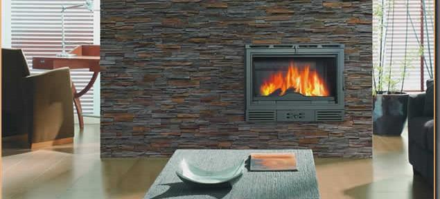 Cálidos ambientes gracias a las chimeneas