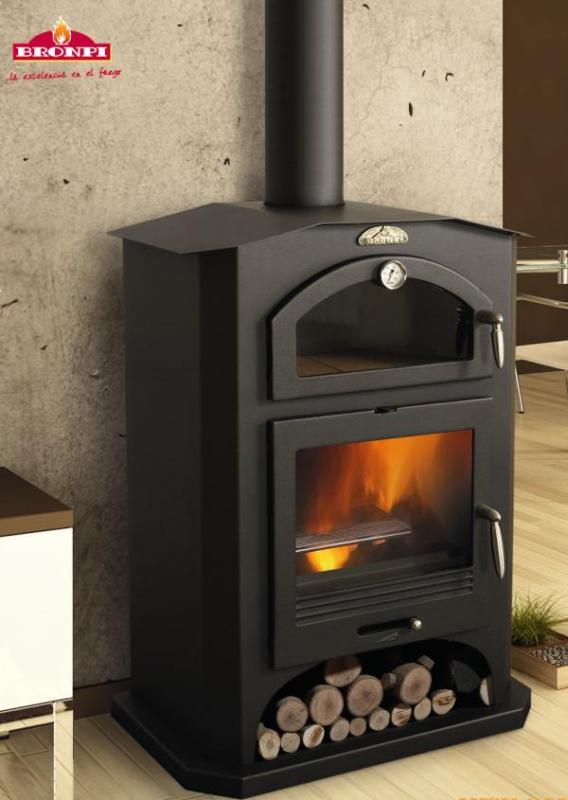 Crea troncos de papel para alimentar la estufa o la chimenea