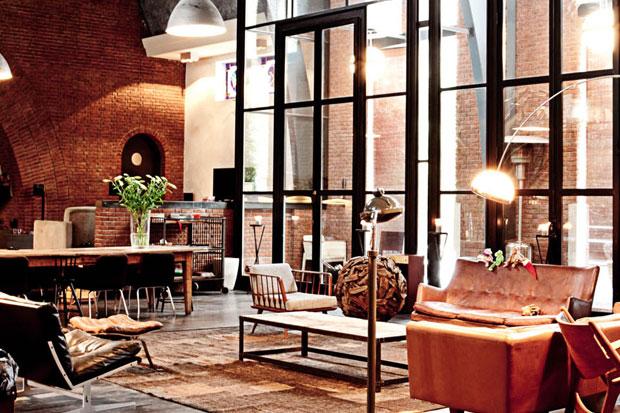 Decoración: ¡Tu piso al estilo industrial!