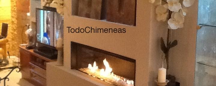 Chimenea de Gas: Limpia, cómoda y muy cálida