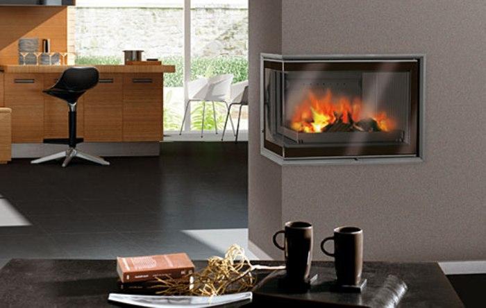 Para decoración con chimenea, hogar o casete 3