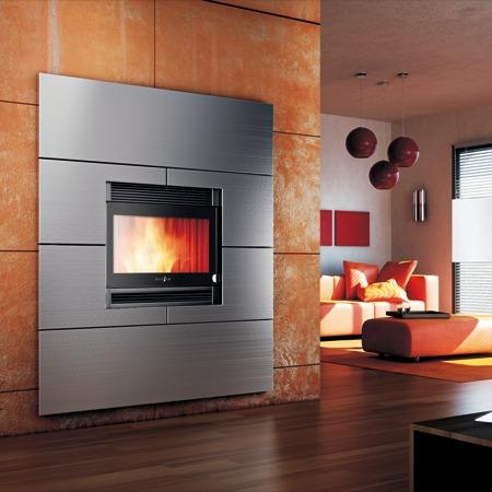 Ideas para decoraci n con chimenea hogar o casete for Chimeneas decoracion hogar
