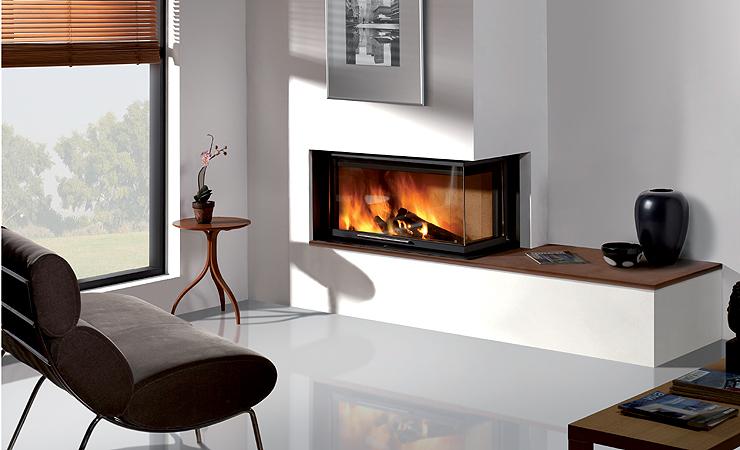 Ideas para decoración con chimenea, hogar o casete 3