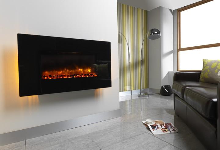 Efecto fuego be modern arizona 36 39 39 chimenea el ctrica - Modelos de chimeneas electricas ...