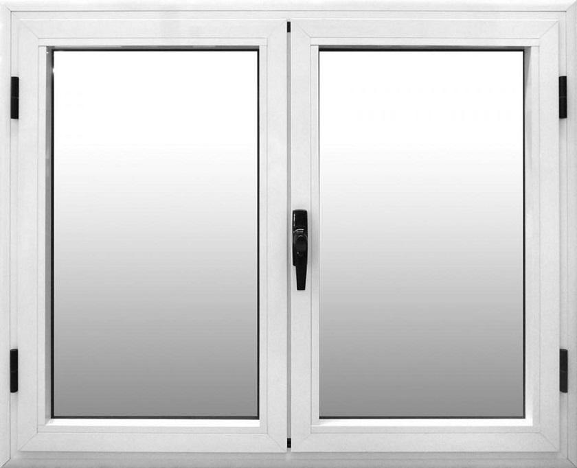 Ventana doble acristalamiento for Ventanas de aluminio doble vidrio argentina