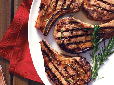 Secretos para cocinar carne de cerdo - Chuleta de cerdo