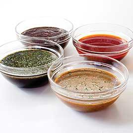 Varios tipos de marinados para realzar el sabor de tu barbacoa