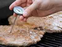Barbacoa preguntas frecuentes - uso del termometro para carnes
