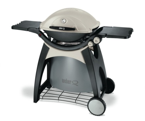 Barbacoa Weber Gas Q300 Con Carro - Barbacoa a gas trucos