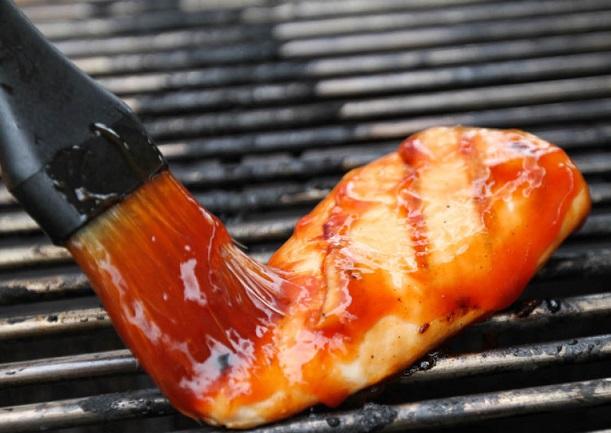 barbacoa salsa dulce - Barbacoa a gas trucos