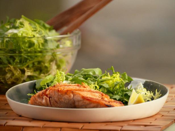 Una presentación sencilla para un gran sabor - Cocinar salmón a la parrilla