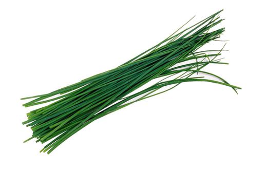 Hojas de cebollino - Las hierbas aromaticas