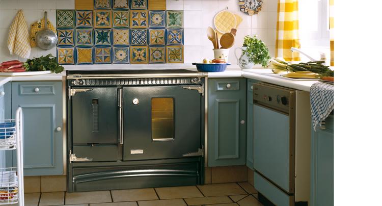 Instalación de la Cocina Hergom Besaya