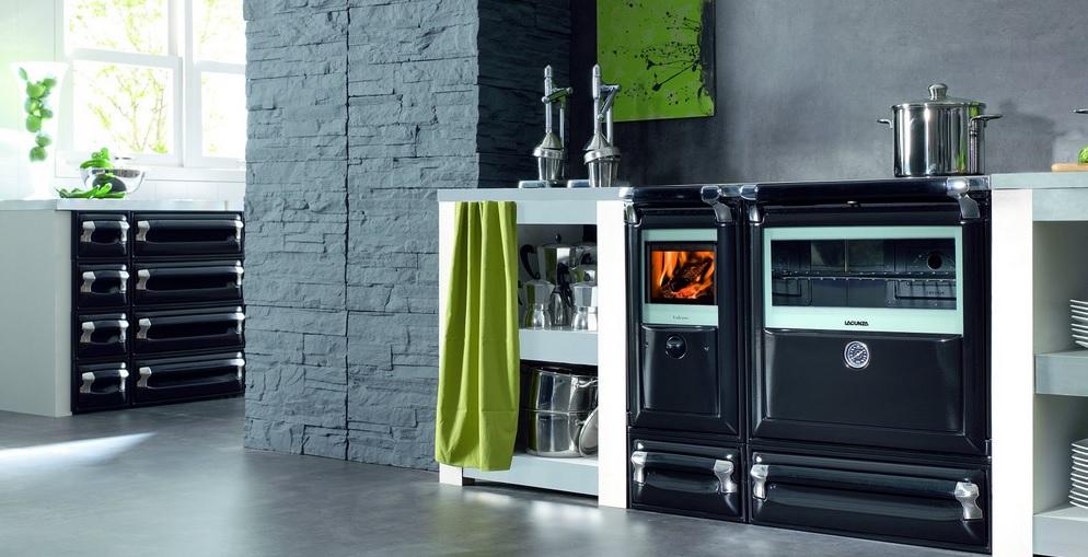 Cocina Lacunza Vulcano instalacion moderna