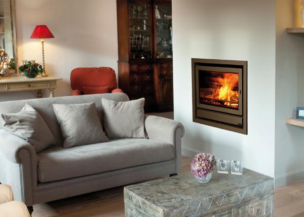 Casete Bodart-Gonay In Fire 603 en salón