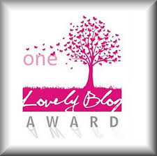 logo de Lovely Blog Awards