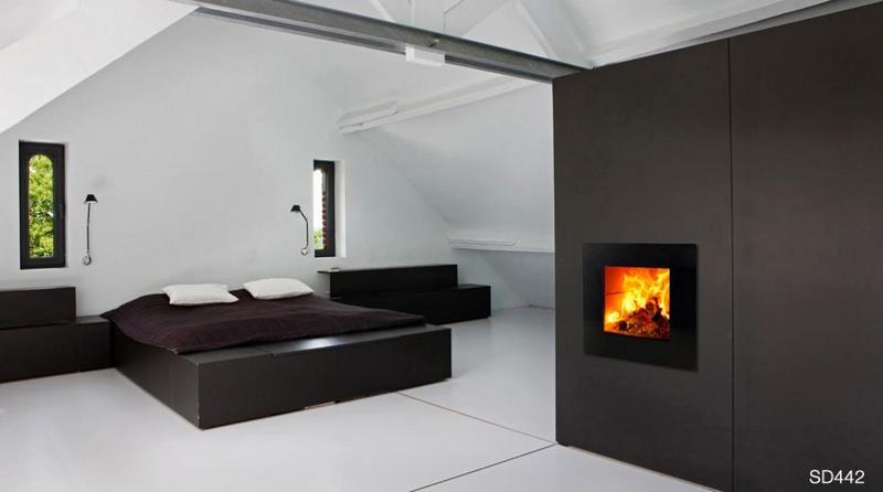 Casete Bodart-Gonay Sd 442 instalada en dormitorio