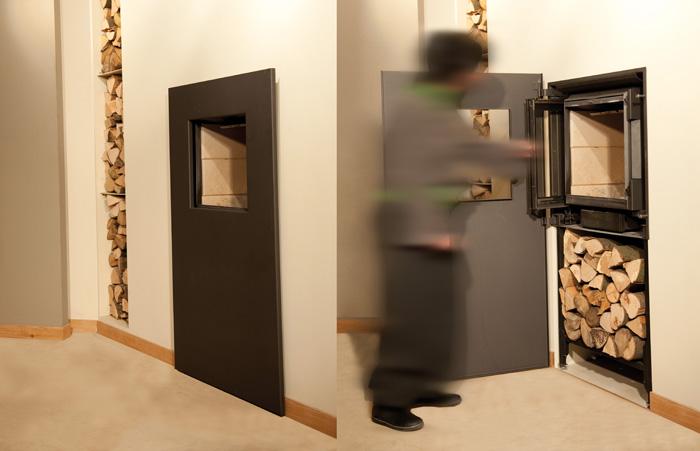 Casete Bodart-Gonay Sd 442 con puerta escamoteable
