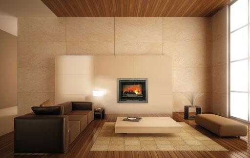 Casete Ferlux 760 instalada en salon