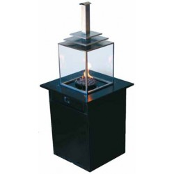 Lampara De Exterior Gas Royal Matic