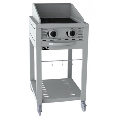 Barbacoa Ambifuego Gas Traiteur 2