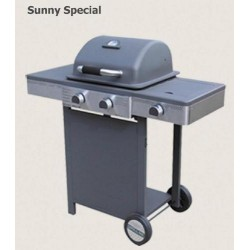 Barbacoa Ambifuego Gas Sunny Special