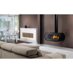 Chimenea Rocal D 8 Frontal