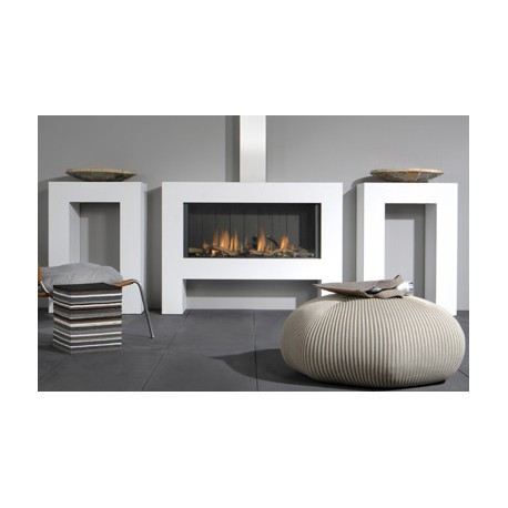 Chimenea Gas Faber Relaxed Premium L