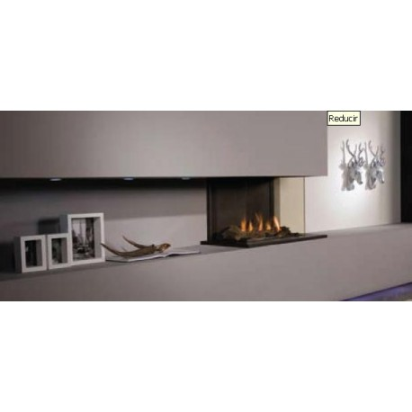 Chimenea Gas Faber Triple Premium M