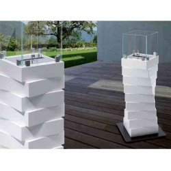 Chimenea Bioetanol Horus Rubik 900